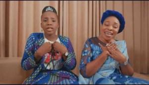 Tope Alabi and Iseoluwa - AGBARA NLA